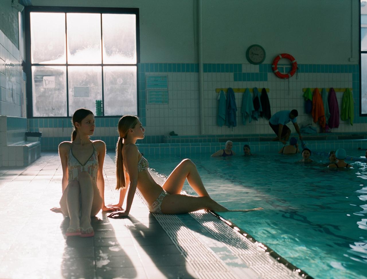carlota guerrero The swim edit – nice things Paloma S